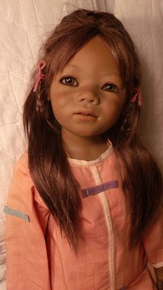 Beautiful Salinda an Annette Himstedt Doll from losthorizon on Ruby ...