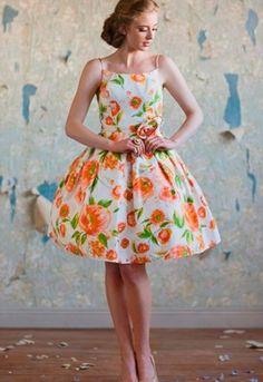 Perfect for a summer wedding #bridesmaiddresses