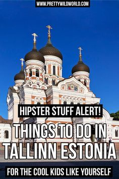 Traveling to Tallinn the capital of Estonia would surely make you fall in love with the Baltics! Tallinn posses one of the charming vibes you'll encounter and I kid you not, I've been there tons of times. Check out this post what you can expect in this beautiful city in Europe!