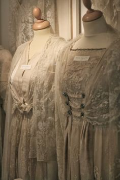 SilkDamask : Vintage Inspirations in Irish Lace, Sheelin Lace Shop