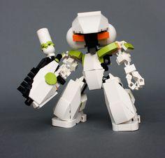 Neville the Little Bot #LEGO