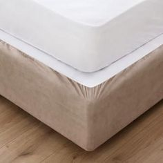 Shop online or instore for Miss Lyn Fitted Base Cases in Linen Faux Suede. Cotton Bedding, Linen Bedding, Duvet, Bed Base Wrap, Make Your Bed, Bed Linen, Hospitality, Mattress, Cases