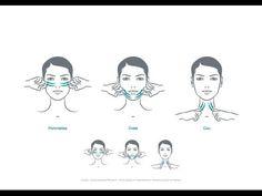 Mon rituel de massages pour le soir tonifiant et anti ride | Belles et Bien dans votre peau Massage Facial, Facial Yoga, Technique Massage, Anti Ride, Make Up, Image, Beauty, Amma Assis, Chi Kung