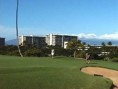 Golf Vacation. Staying at The Whaler on Kaanapali Beach gives you easy access to the Royal Kaanapali Golf Course. See more Hawaii vacation rentals: http://Vacation-Maui.com