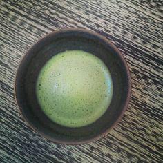 朝の一服 山下秀樹@神奈川 上から眺めるのが流行り