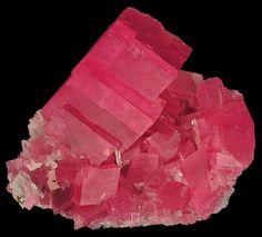 Rhodochrosite from Colorado.