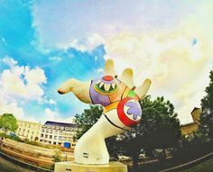 #GoPro #GoProMx #PhotoOfTheDAy #InstaGood #Me #México #PicOfTheDay #InspiredByYou #BeAHero #GoProHero #GoPole #LoveToGoPro #GoProMoff #ab #FotoDelDía #MochileroMx#go_pro_life #Travel #Europe#Germany #Deutschland #Hanover #Hannover #Nana #Nikki #SaintPhalle #GermanyTourism