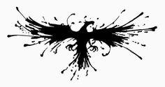 Eagle tattoo stencils