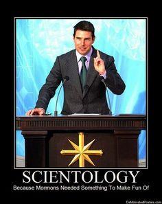 Funny Scientology Mormons Fun
