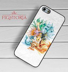 Charmandar Pokemon Pikachu Eevee -swnh for iPhone 6S case, iPhone 5s case, iPhone 6 case, iPhone 4S, Samsung S6 Edge