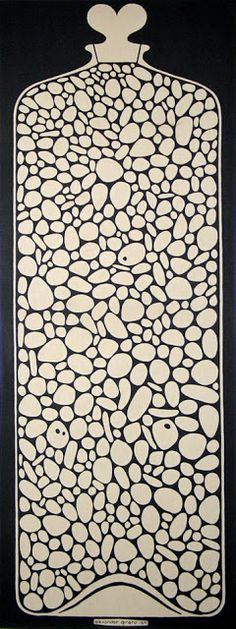 Jar of Pebbles, Alexander Girard (1971)