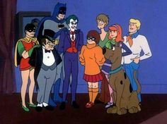Scooby Doo Movies with Batman & Robin Old Cartoons, Classic Cartoons, Adult Cartoons, Disney Cartoons, Cartoon Shows, Cartoon Characters, New Scooby Doo Movies, Gotham, Scooby Doo Mystery Incorporated