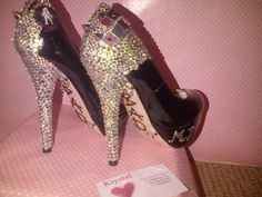 micheal jackson insipired heels