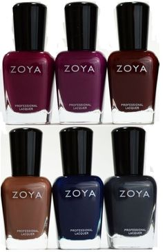 Nail Polish Color Trends for Fall 2014