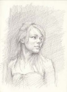 Beautiful #sketch #girl