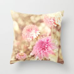 scent/秋香 Throw Pillow by Katherine Song  - $20.00