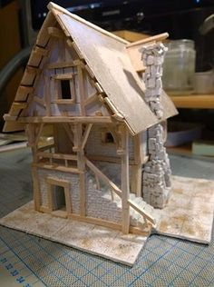 DIY - TERRAIN - Little House
