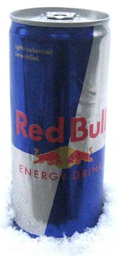Red Bull Energy Drink Smoothie recipes!