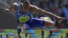 Decathlon Winner Ashton Eaton Repeats As The 'World's Greatest Athlete' : The Torch : NPR (1400×786)
