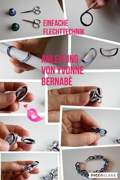 Armband aus Kapseln selber herstellen
