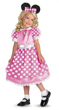 Clubhouse Minnie Pink 2T