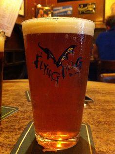 Snake Dog IPA - Flying Dog Brewery