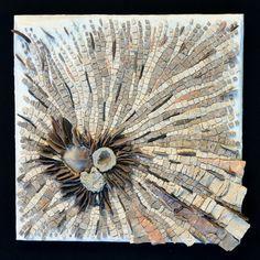 """""""Poiesis""""   by julie sperling mosaics"""