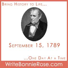 Timeline Worksheet: September 15, 1789, James Fenimore Cooper. He didn't plan to become a writer. He was managing his home and farm, but that changed in 1820 when he wrote a simple story. That story led to another, and another, and another. As a result, American literature changed forever.