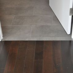 Image Of Room Floor Transition Flooring Help Transition