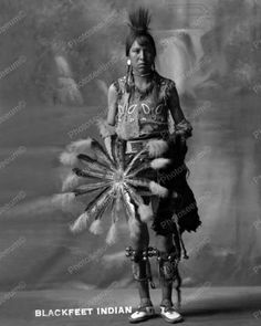 Black Feet Indian 1900 Vintage Reprint Of Old Photo Native American Beauty, Native American Photos, African American Men, Native American Tribes, Native American History, American Art, American Pride, Native Indian, Blackfoot Indian