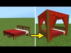 We have a new video because im gonna show you the secret things you didn't know about Minecraft Bedrock Edition! just stay tune! Minecraft Mansion, Easy Minecraft Houses, Minecraft Plans, Minecraft Tutorial, Minecraft Blueprints, Minecraft Crafts, Minecraft Buildings, Minecraft Redstone Creations, Youtube Minecraft