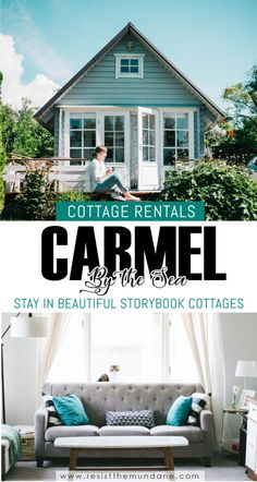 7 Gorgeous Carmel by the Sea Vacation Rentals - Resist the Mundane