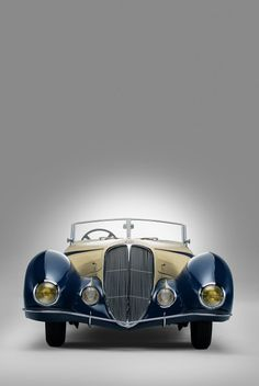 1937 Delahaye 135 Competition Court Torpedo Roadster by Figoni et Falaschi,...