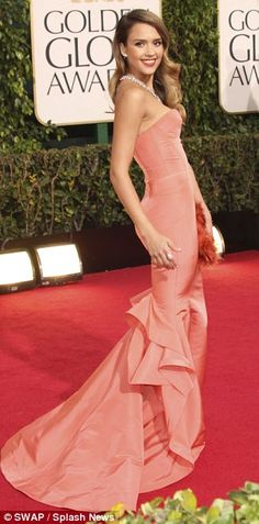 Golden Globes 2013 best dressed pictures: From Rachel Weisz in Louis Vuitton to Kate Hudson in McQueen | Mail Online