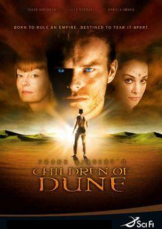 """Children of Dune - House of Arrakis- House of Corrino - House of Harkonnen (2003-2005) """"Filhos de Duna - O Império Arrakis - O Império Corrino - O Império de Harkonnen"""""""