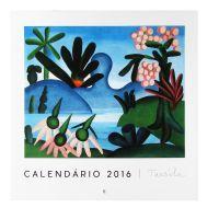 Calendário de Parede - Tarsila do Amaral - 2016