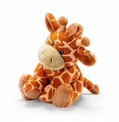 "Amazon.com: 9"" Treetops Giraffe: Toys & Games"