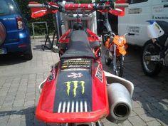 CRF 250 Ama supercross