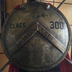 US Navy Seals : Class 300 Spartan Shield - «ΜΟΛΩΝ ΛΑΒΕ» - AMERICAN WARRIORS