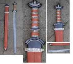 anglo saxon sword - Google Search