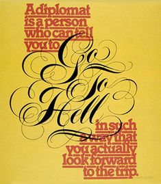 Negative leading and then some... Herb Lubalin and Expressive Typography | CreativePro.com