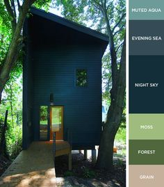 Funky idea for Cabin Color