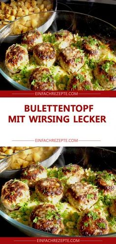 Bulettentopf mit Wirsing LECKER Bulettentopf mit Wirsing LECKER The post Bulettentopf mit Wirsing LECKER appeared first on Essen Rezepte. Breakfast Hash, Free Breakfast, Food N, Food And Drink, Cinnamon Roll Pancakes, Savoy Cabbage, Steak Bites, Dried Beans, Ground Beef