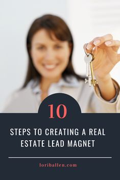 How to Create a Lead Magnet to generate buyer leads: Create a List of each step in the home. Real Estate Logo, Real Estate Leads, Real Estate Business, Real Estate Investor, Real Estate Companies, Digital Creative Agency, Digital Marketing Strategist, Real Estate School, Lead Magnet