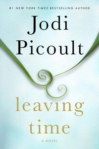 """""""Leaving Time is a...story is told from a variety of narrators, all of whom are broken and lost. Jenna is searching for answers to the disappearance of her mother, and seeks the help of a retired police detective and a psychic....The book is an ode to motherhood in all its forms–the good, bad and the ugly–and it is brilliant.""""  Kimberly McGee, Lake Travis Community Library, Austin, TX"""