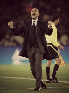 Genius. Legend. Pep Guardiola.