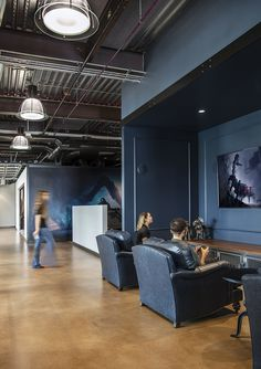 Game Development Company, Video Game Development, Office Interior Design, Office Interiors, Meeting Room Booking System, Workplace Design, Digital Signage, Coworking Space, Design Inspiration