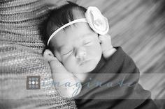 Newborn Baby Girl, Sawyer | Illinois Newborn Photography » imaginatephotography.com