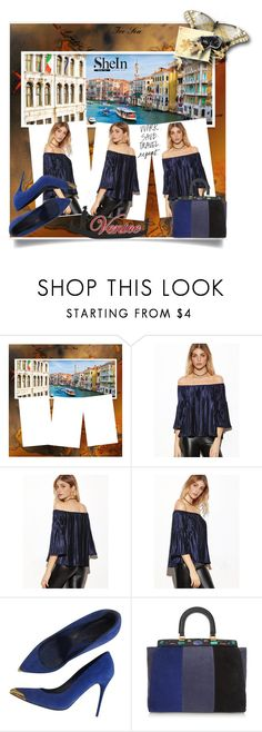 """""""shein"""" by perfex ❤ liked on Polyvore featuring Alexander McQueen and Tory Burch"""