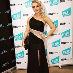 "#Repost @vikkiearle  @buffawards gala  ""where's your dress from???...""""I've no idea""  work on t interview strategy eh! #buff2016 @buffenterprises @joclarepr #actress #actor #singer #dancer #gymnast #lbd #redcarpetstyle #redcarpet #ballgown #redcarpetglam #london #hilton #towerbridge #forhissake #bbc"